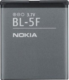 Nokia BL-5F rechargeable battery (0276530)