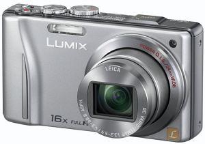 Panasonic Lumix DMC-TZ20 silber