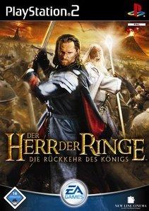 Der Herr der Ringe: Die Rückkehr des Königs (deutsch) (PS2)