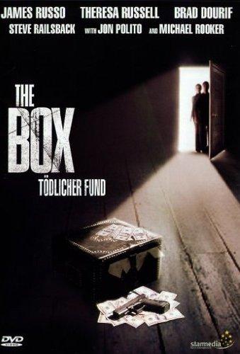 The Box - Tödlicher Fund -- via Amazon Partnerprogramm