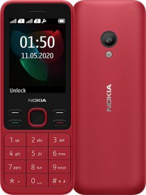 Nokia 150 (2020) Dual-SIM rot
