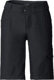 VauDe Tremalzo Shorts II Fahrradhose kurz schwarz (Damen) (40507-010)