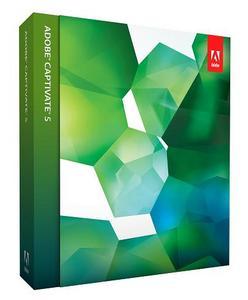 Adobe: Captivate 5.0 (English) (MAC) (65075611)