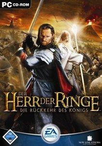 Der Herr der Ringe: Die Rückkehr des Königs (niemiecki) (PC)
