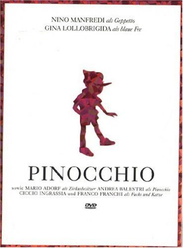 Pinocchio (1972) -- via Amazon Partnerprogramm