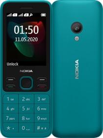 Nokia 150 (2020) Dual-SIM cyan