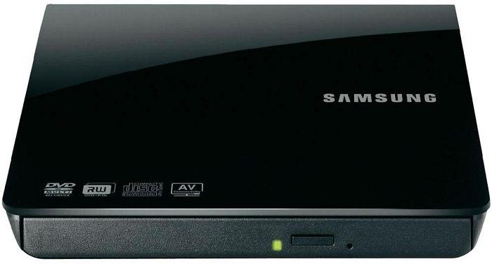 Samsung SE-208AB black, USB 2.0 (TSBS)