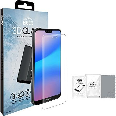 Eiger 3D Edge to Edge Glass Screen Protector für Huawei P20 Lite transparent (EGSP00202) -- via Amazon Partnerprogramm