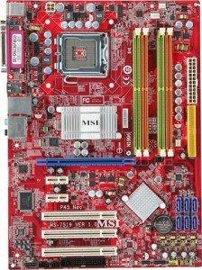 MSI P43 Neo-F (7519-020R)