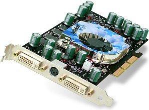 3Dlabs Wildcat VP990 Pro, P10, 512MB DDR, 2x DVI, Sync, AGP