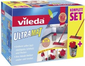 Vileda UltraMat complete Sweeper set (132246)
