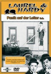 Laurel & Hardy - Panik auf der Leiter