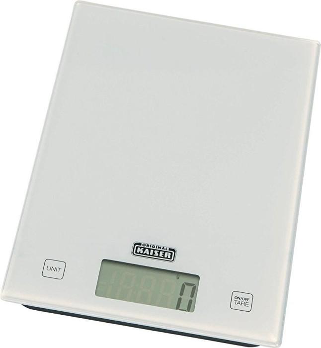 WMF Kaiser Elektronische Küchenwaage Pâtisserie weiß ab € 12,94 at ...