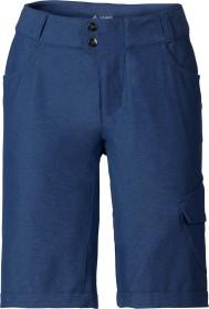 VauDe Tremalzo Shorts II Fahrradhose kurz sailor blue (Damen) (40507-756)