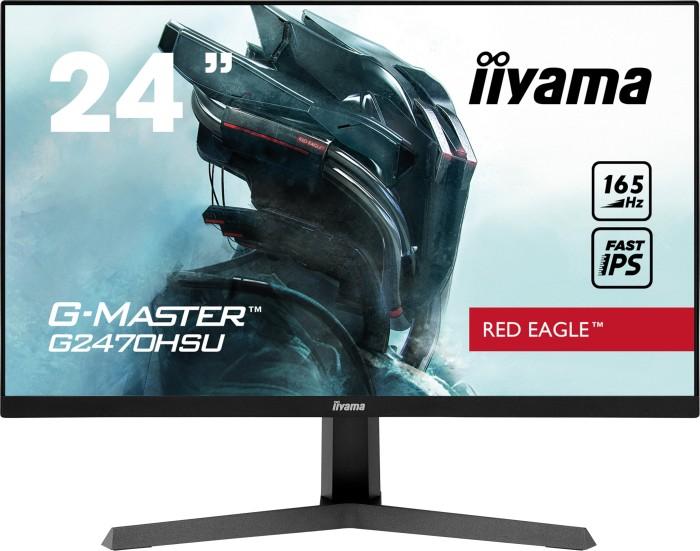 "iiyama G-Master G2470HSU-B1 Red Eagle, 23.8"""
