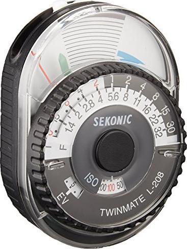 Sekonic L-208 Twinmate Belichtungsmesser -- via Amazon Partnerprogramm