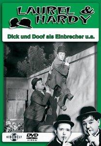 Laurel & Hardy - Als Einbrecher