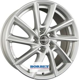 Borbet VT 7.5x17 5/114.3 ET50 (verschiedene Farben)