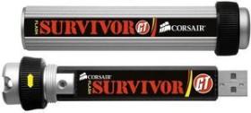 Corsair Flash Survivor GT 64GB, USB-A 2.0 (CMFUSBSRVR-64GBGT)