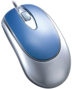 BenQ M107 Optical Mouse, PS/2