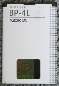 Nokia BP-4L rechargeable battery