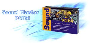 Creative Sound Blaster PCI64