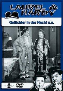 Laurel & Hardy - Gelächter in der Nacht