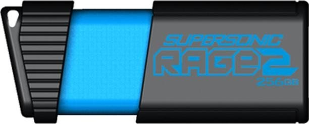 Patriot Supersonic Rage 2 256GB, USB-A 3.0 (PEF256GSR2USB)