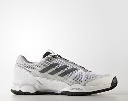 online store 4121d 34a3a adidas Barricade Club Clay whitecore blacknight metalic (Herren) (BY1640