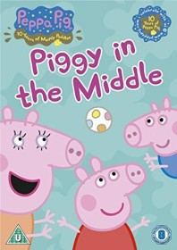 Peppa Pig - Piggy In The Middle And Other Stories (DVD) (UK)