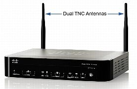 Cisco SRP547W VoIP Router