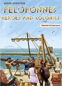 Peloponnes Heroes and Colonies (Erweiterung)