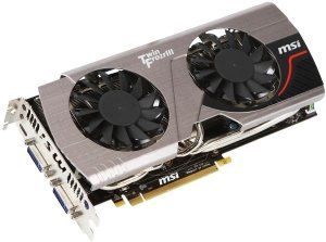 MSI N570GTX Twin Frozr III Power Edition/OC, GeForce GTX 570, 1.25GB GDDR5, 2x DVI, mini HDMI (V257-014R)