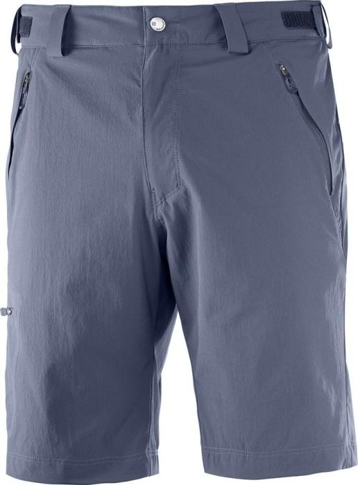 Salomon Wayfarer short pant short grey (men) (393186)