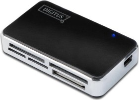 Digitus All-in-one Multi-Slot-Cardreader, USB 2.0 Mini-B [Buchse] (DA-70322-1)