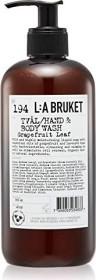 L:A Bruket No 194 Grapefruit Leaf Hand & Body Wash Flüssigseife, 450ml