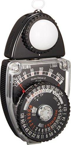 Sekonic L-398A Studio Deluxe III Belichtungsmesser -- via Amazon Partnerprogramm