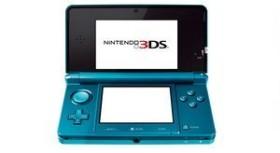 Nintendo 3DS blau/schwarz