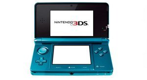 Nintendo 3DS Basic unit, blue/black