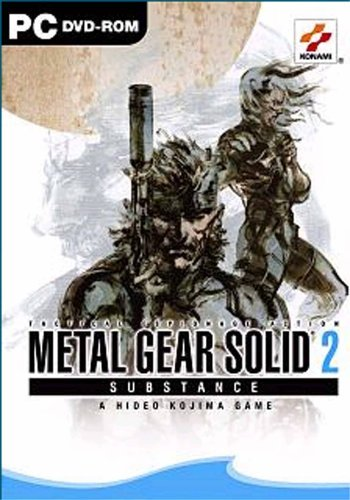Metal Gear Solid 2: Substance (German) (PC) -- via Amazon Partnerprogramm