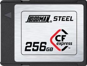 Hoodman Steel R1700/W1400 CFexpress Type B 256GB (CFEX256)
