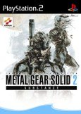 Metal Gear Solid 2: Substance (German) (PS2)