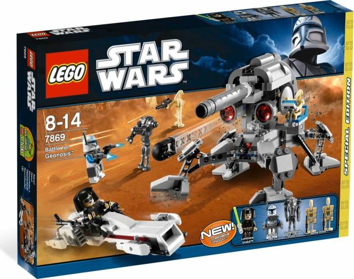 LEGO - Star Wars Clone Wars - Battle for Geonosis (7869) -- via Amazon Partnerprogramm