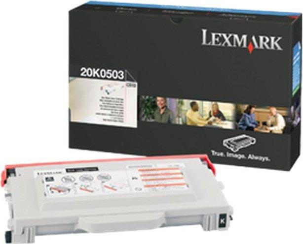 Lexmark 20K0503 toner czarny -- via Amazon Partnerprogramm