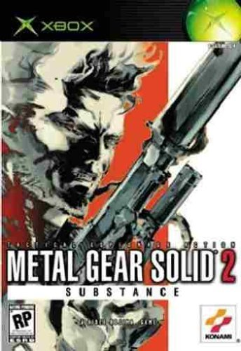 Metal Gear Solid 2: Substance (niemiecki) (Xbox) -- via Amazon Partnerprogramm