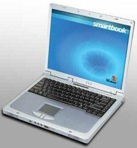 """Issam Smartbook i-4000V, Celeron 2.60GHz, 15.1"""""""