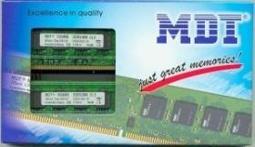 MDT DIMM Kit 2GB, DDR2-800, CL5 (M2GB-800K)