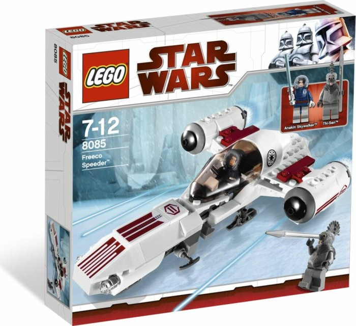 LEGO - Star Wars Clone Wars - Freeco Speeder (8085) -- via Amazon Partnerprogramm