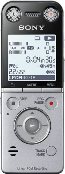 Sony ICD-SX733D digital voice recorder