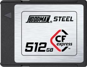 Hoodman Steel R1700/W1400 CFexpress Type B 512GB (CFEX512)